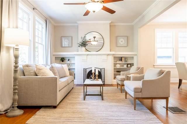 659 Somerset Terrace NE, Atlanta, GA 30306 (MLS #6895298) :: Atlanta Communities Real Estate Brokerage
