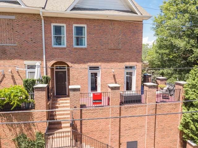 700 Piedmont Avenue NE #6, Atlanta, GA 30308 (MLS #6895341) :: Path & Post Real Estate