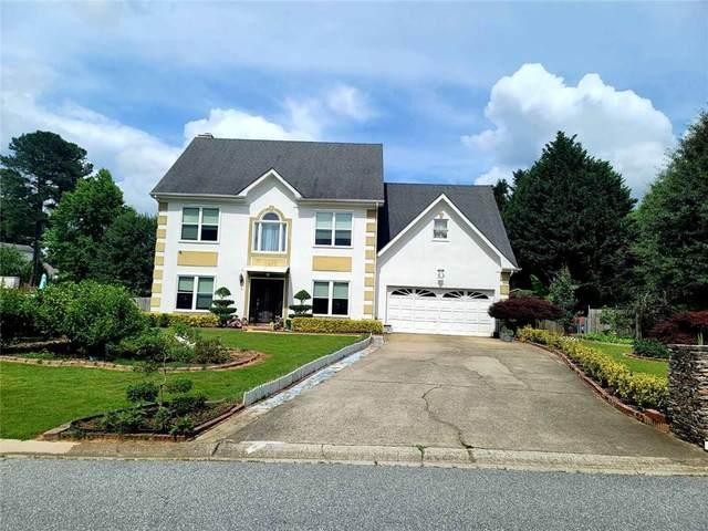 1140 Johns Landing Court, Lawrenceville, GA 30045 (MLS #6895434) :: The Realty Queen & Team