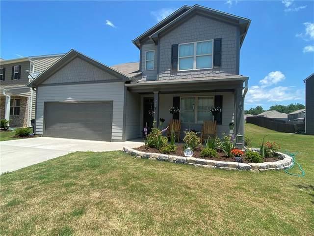 289 Maple Brook Drive, Dawsonville, GA 30534 (MLS #6895486) :: North Atlanta Home Team