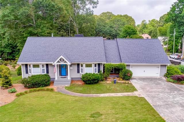 89 Debonaire Drive, Marietta, GA 30064 (MLS #6895549) :: North Atlanta Home Team
