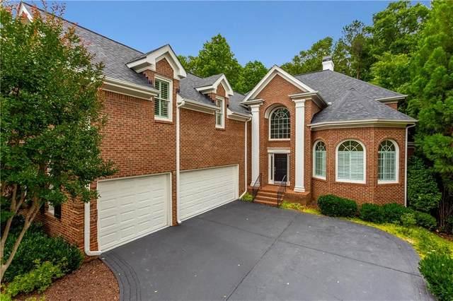 7145 Greatwood Trail, Alpharetta, GA 30005 (MLS #6895633) :: North Atlanta Home Team