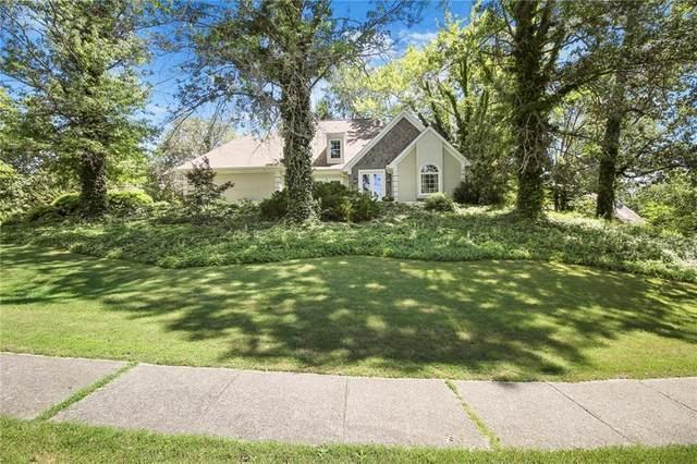3455 Sheridan Chase SE, Marietta, GA 30067 (MLS #6895651) :: Kennesaw Life Real Estate
