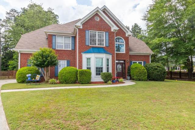 1202 Tribble Woods Court, Lawrenceville, GA 30045 (MLS #6895656) :: RE/MAX One Stop