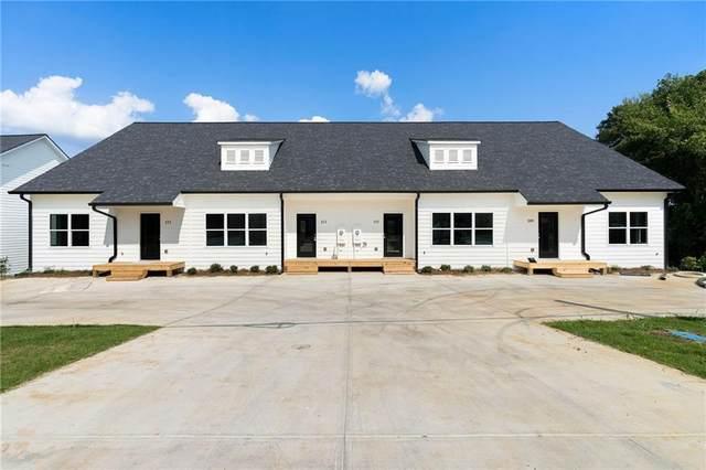 111 Jones Street #7, Cartersville, GA 30120 (MLS #6895722) :: North Atlanta Home Team