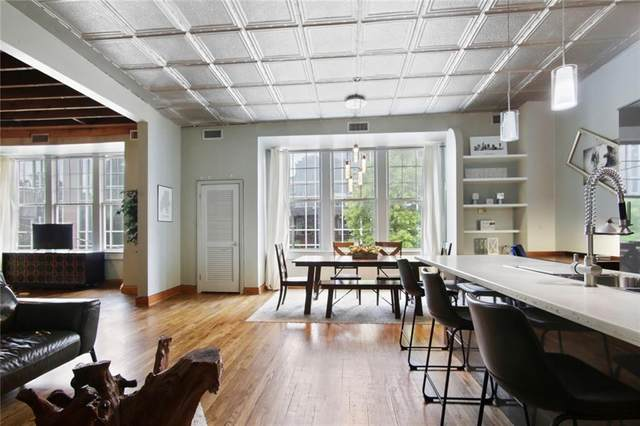 16 W Peachtree Place NW B, Atlanta, GA 30308 (MLS #6895789) :: Tonda Booker Real Estate Sales