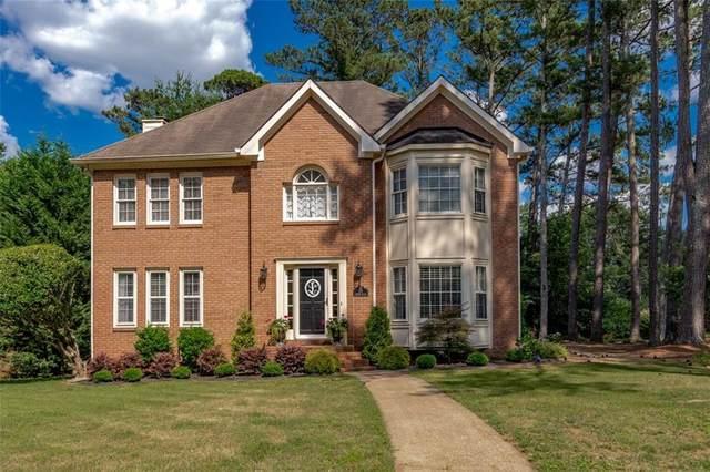 170 Lakeside Drive NW, Kennesaw, GA 30144 (MLS #6895794) :: Path & Post Real Estate