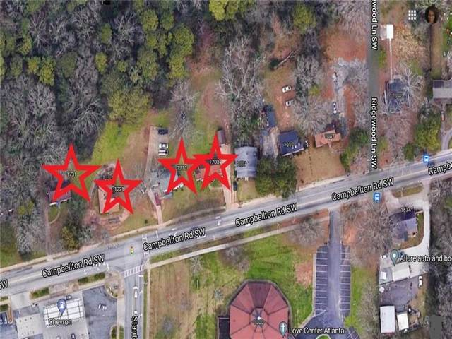 1703 SW Campbellton Rd. SW, Atlanta, GA 30311 (MLS #6896223) :: North Atlanta Home Team