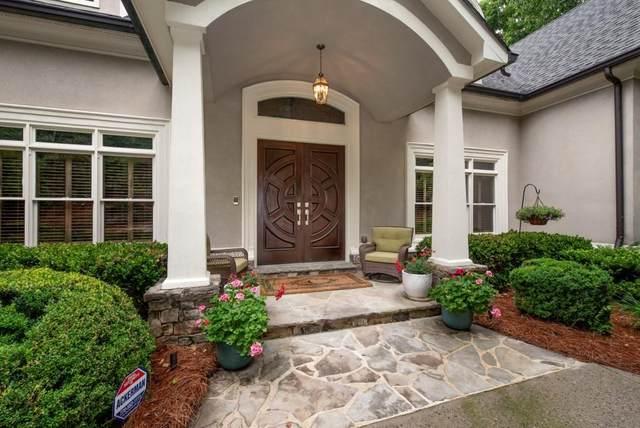 112 Strauss Lane, Sandy Springs, GA 30350 (MLS #6896241) :: North Atlanta Home Team