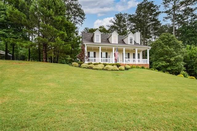 102 Carmen Way, Dallas, GA 30157 (MLS #6896283) :: Kennesaw Life Real Estate