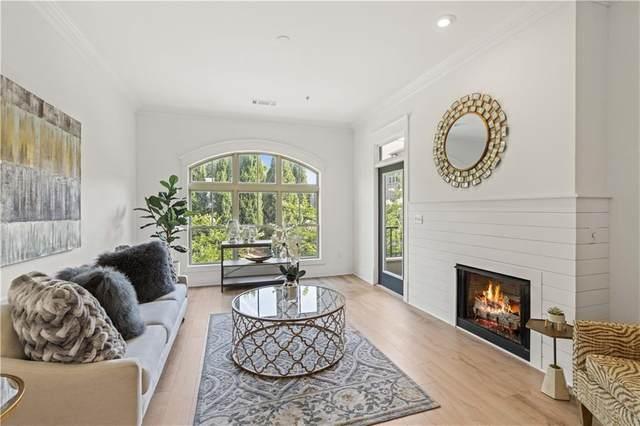 625 Piedmont Avenue NE #2006, Atlanta, GA 30308 (MLS #6896418) :: Good Living Real Estate