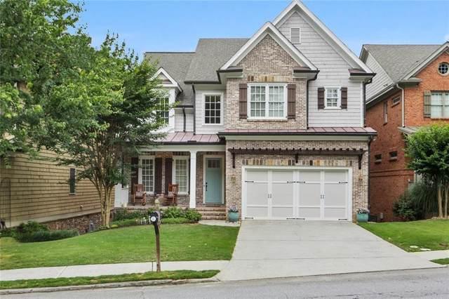 2484 Ellijay Drive, Brookhaven, GA 30319 (MLS #6896527) :: North Atlanta Home Team