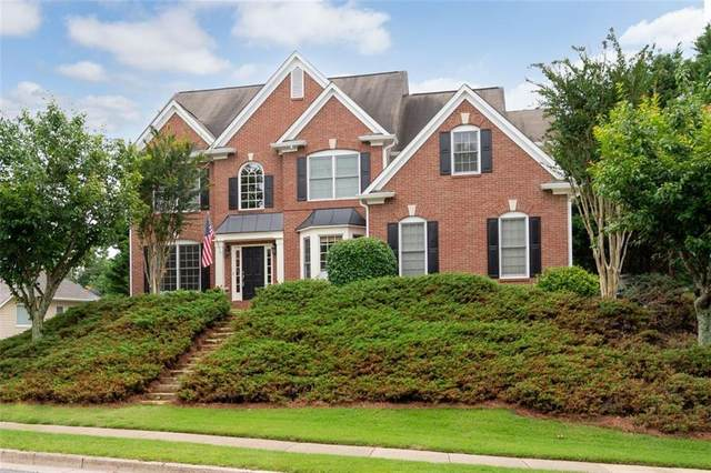 2698 Blairsden Place NW, Kennesaw, GA 30144 (MLS #6896659) :: Oliver & Associates Realty
