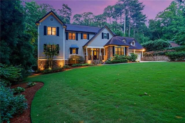 1491 Berkeley Lane NE, Atlanta, GA 30329 (MLS #6896661) :: Path & Post Real Estate