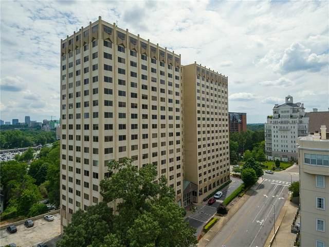 2479 Peachtree Road NE #1717, Atlanta, GA 30305 (MLS #6896703) :: North Atlanta Home Team