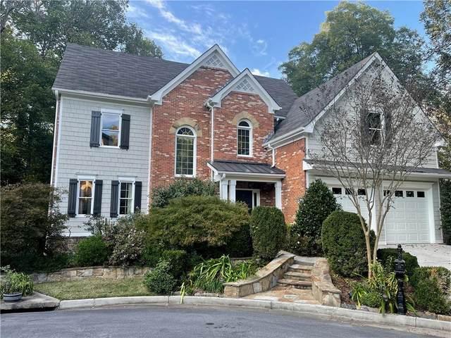 1251 Brookhaven Hideway Court NE, Brookhaven, GA 30319 (MLS #6896733) :: North Atlanta Home Team