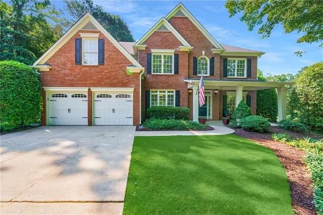 12285 Clairmonte Avenue, Alpharetta, GA 30009 (MLS #6896794) :: Path & Post Real Estate