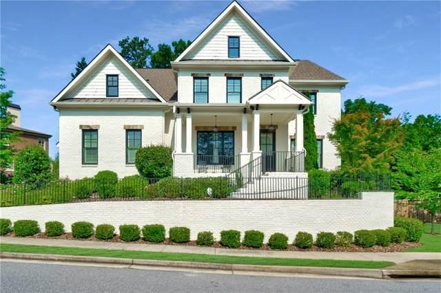 5380 High Point Manor, Sandy Springs, GA 30342 (MLS #6896797) :: The Zac Team @ RE/MAX Metro Atlanta