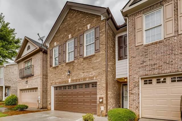 1717 Oakbrook Lake Drive, Norcross, GA 30093 (MLS #6896839) :: North Atlanta Home Team