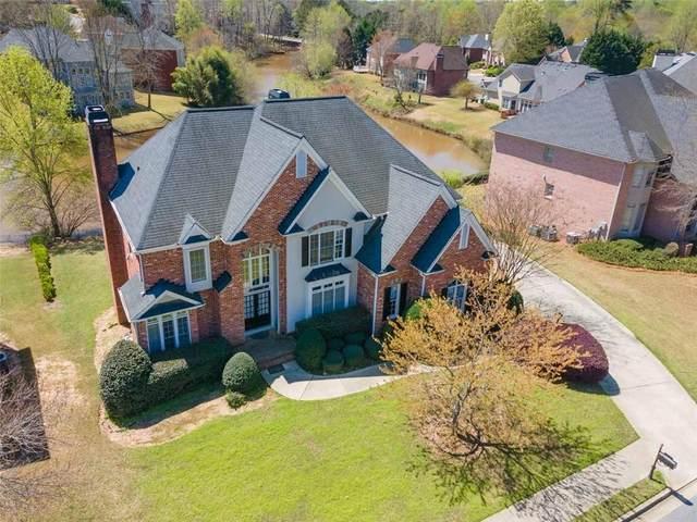 410 Lake Manor Trace, Johns Creek, GA 30022 (MLS #6896965) :: Oliver & Associates Realty