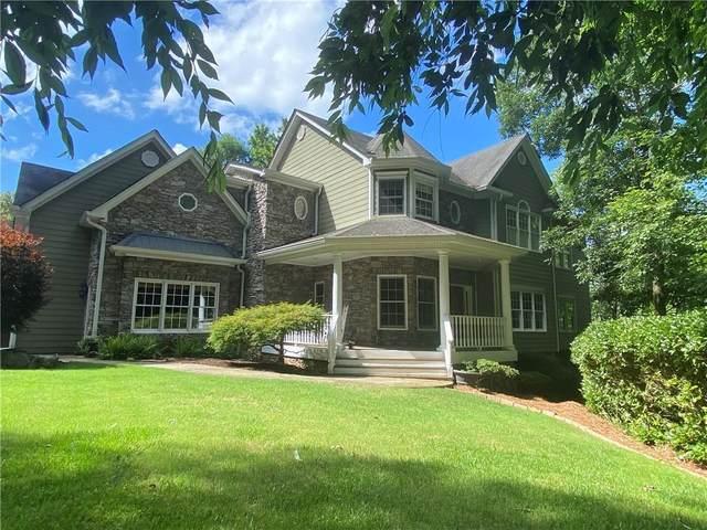 596 Gold Crest Drive, Dahlonega, GA 30533 (MLS #6897060) :: The Gurley Team