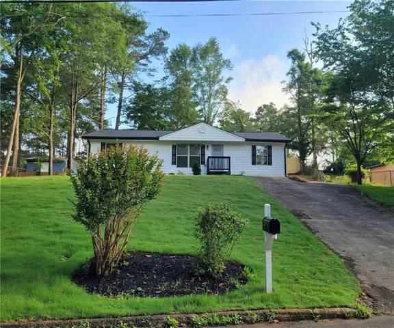 223 Spring Valley Road SE, Marietta, GA 30060 (MLS #6897070) :: North Atlanta Home Team