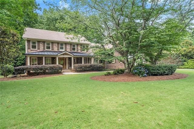 1878 Stapleton Court, Dunwoody, GA 30338 (MLS #6897071) :: North Atlanta Home Team