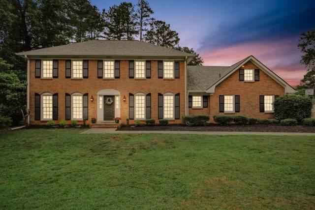 1641 Shadow Court, Dunwoody, GA 30338 (MLS #6897202) :: North Atlanta Home Team