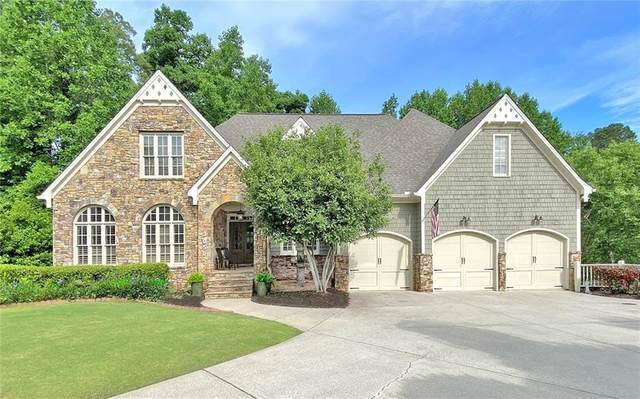3050 Woodvale Court, Alpharetta, GA 30022 (MLS #6897287) :: North Atlanta Home Team