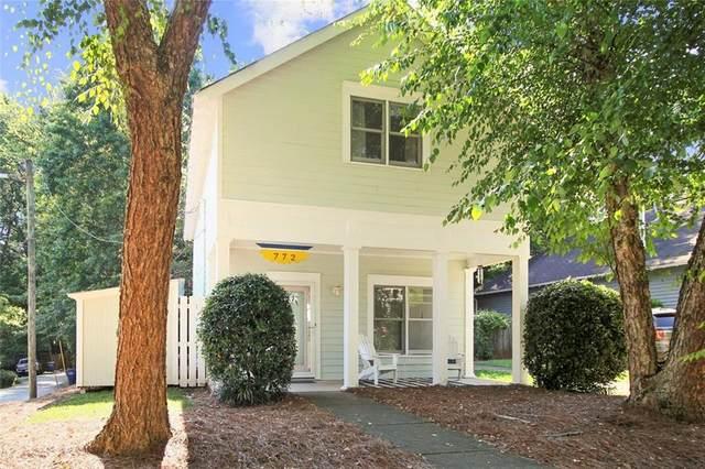 772 United Avenue SE, Atlanta, GA 30312 (MLS #6897350) :: Kennesaw Life Real Estate