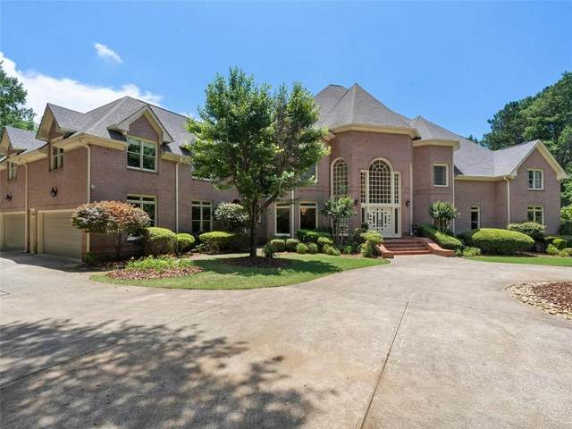 330 Longvue Court, Duluth, GA 30097 (MLS #6897440) :: North Atlanta Home Team