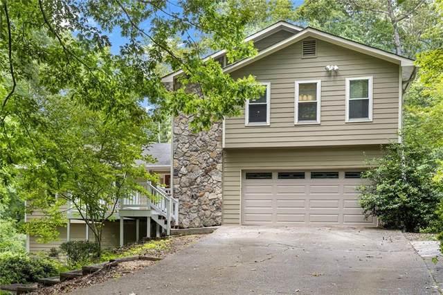 2789 Chimney Springs Drive, Marietta, GA 30062 (MLS #6897595) :: Kennesaw Life Real Estate