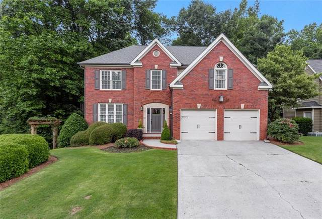 5416 Amity Drive, Powder Springs, GA 30127 (MLS #6897603) :: North Atlanta Home Team