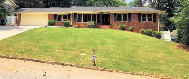 3582 Cloudland Drive, Stone Mountain, GA 30083 (MLS #6897625) :: The Zac Team @ RE/MAX Metro Atlanta