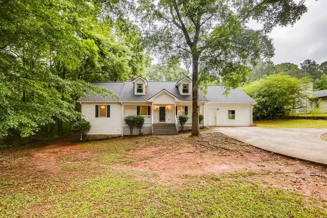 190 Laurel Way, Covington, GA 30016 (MLS #6897633) :: The Heyl Group at Keller Williams