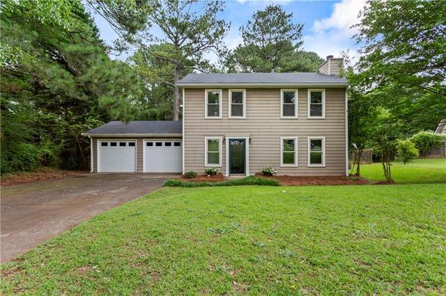1342 Shaw Drive NE, Marietta, GA 30066 (MLS #6897655) :: North Atlanta Home Team