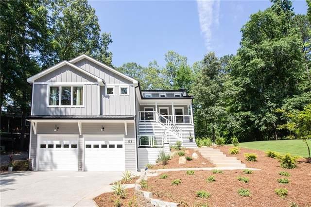 129 Cedar Drive, Woodstock, GA 30189 (MLS #6897710) :: Path & Post Real Estate