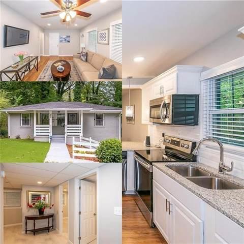 86 Stratford Drive NW, Atlanta, GA 30311 (MLS #6897759) :: Path & Post Real Estate