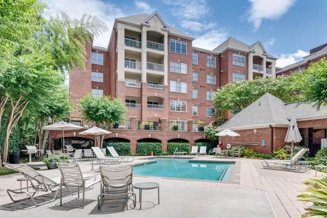 211 Colonial Homes Drive NW #1205, Atlanta, GA 30309 (MLS #6897862) :: The Kroupa Team | Berkshire Hathaway HomeServices Georgia Properties