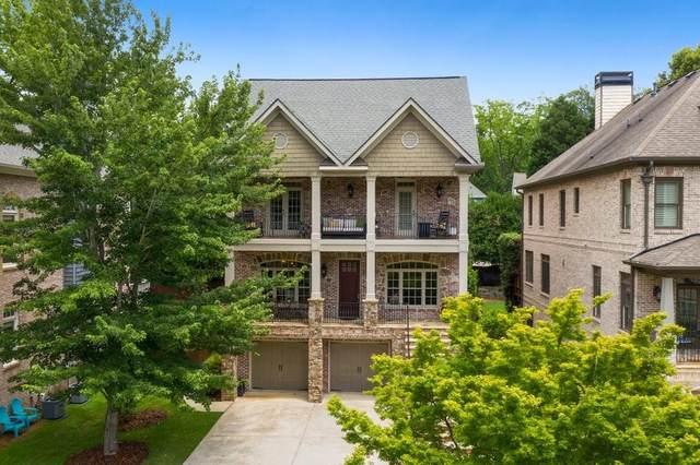 2341 Loraine Street NE, Atlanta, GA 30319 (MLS #6897891) :: Path & Post Real Estate