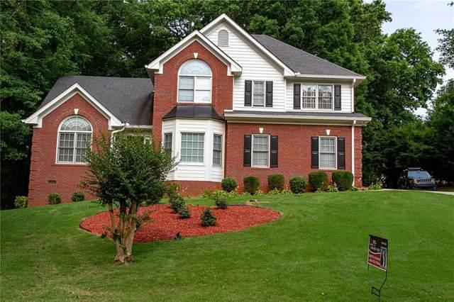 3215 SW Daniel Woods, Conyers, GA 30094 (MLS #6897963) :: North Atlanta Home Team