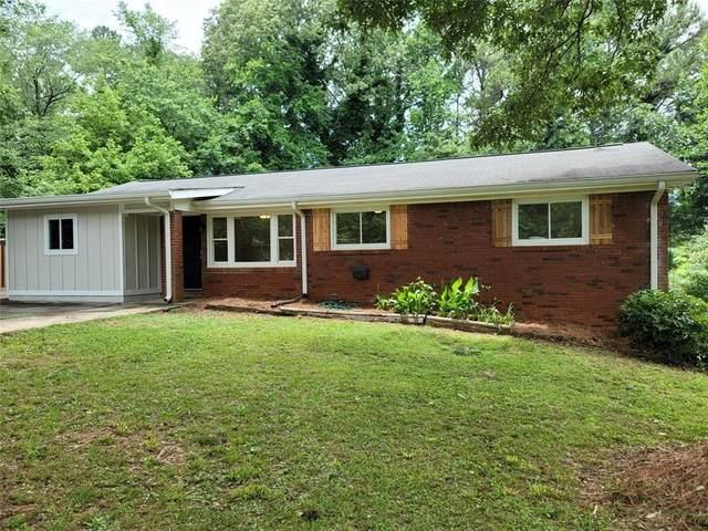 3541 Karen Lane NW, Kennesaw, GA 30144 (MLS #6897965) :: North Atlanta Home Team