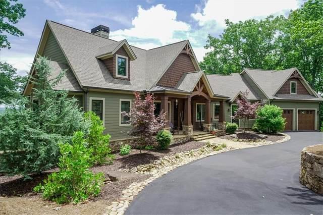 14 Blue Sage Drive, Big Canoe, GA 30143 (MLS #6897994) :: Kennesaw Life Real Estate