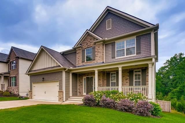 116 Reunion Place, Acworth, GA 30102 (MLS #6898023) :: Kennesaw Life Real Estate