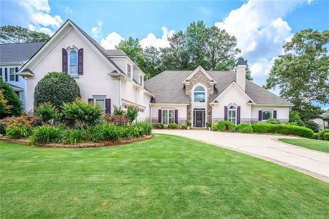 5720 Brookstone Drive NW, Acworth, GA 30101 (MLS #6898364) :: North Atlanta Home Team