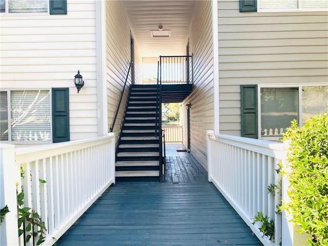 1412 Foxhall Lane SE #8, Atlanta, GA 30316 (MLS #6898664) :: Virtual Properties Realty