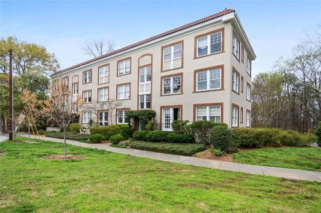 3 Park Lane NE C, Atlanta, GA 30309 (MLS #6898756) :: Path & Post Real Estate