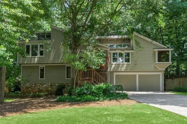 4921 Tremont Drive NE, Marietta, GA 30066 (MLS #6898784) :: Path & Post Real Estate