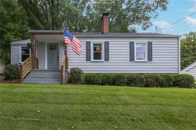383 Alexander Circle SE, Marietta, GA 30060 (MLS #6898891) :: Oliver & Associates Realty