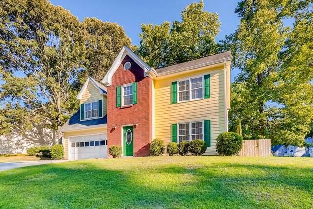 760 Hunters Creek Lane, Lawrenceville, GA 30043 (MLS #6899116) :: North Atlanta Home Team